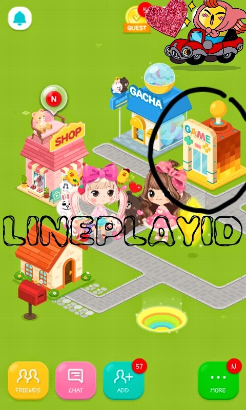 how to get gems in line play 2017